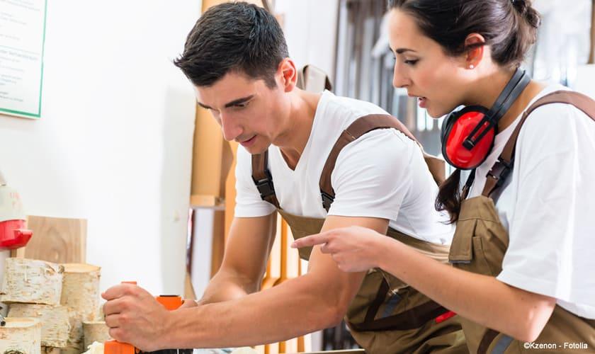 Arbeitsschutz: Sicherheit geht jeden an