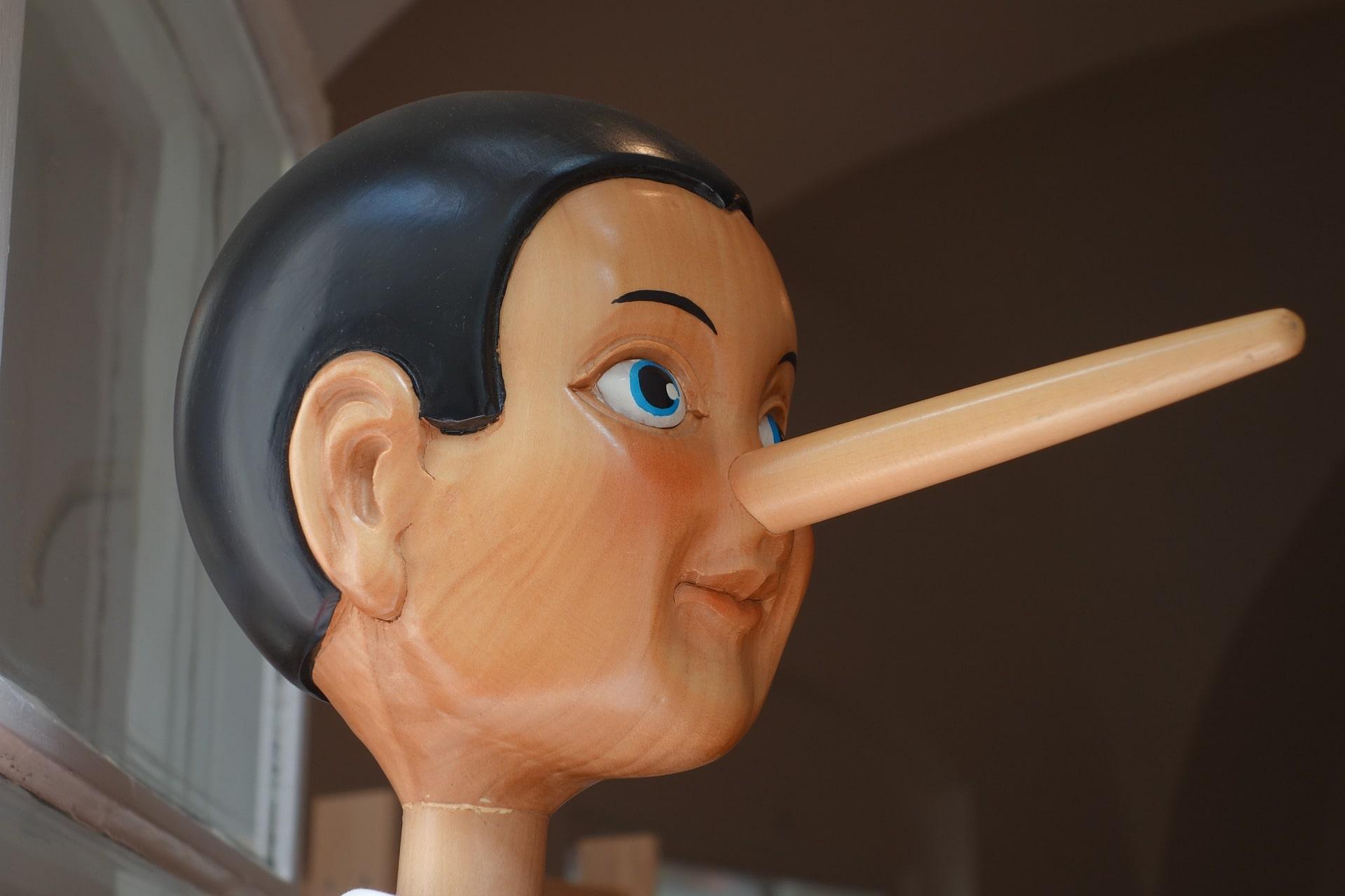 Bitte keine Lügen im Lebenslauf