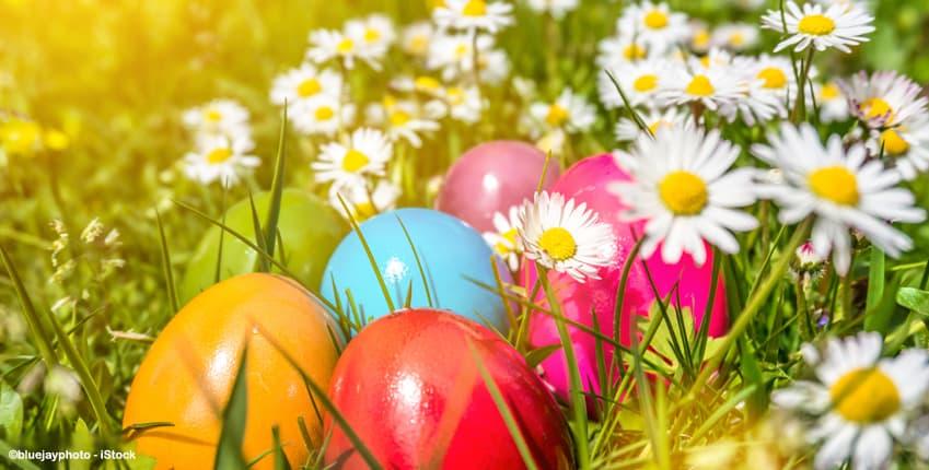 Osterbräuche kurz erklärt