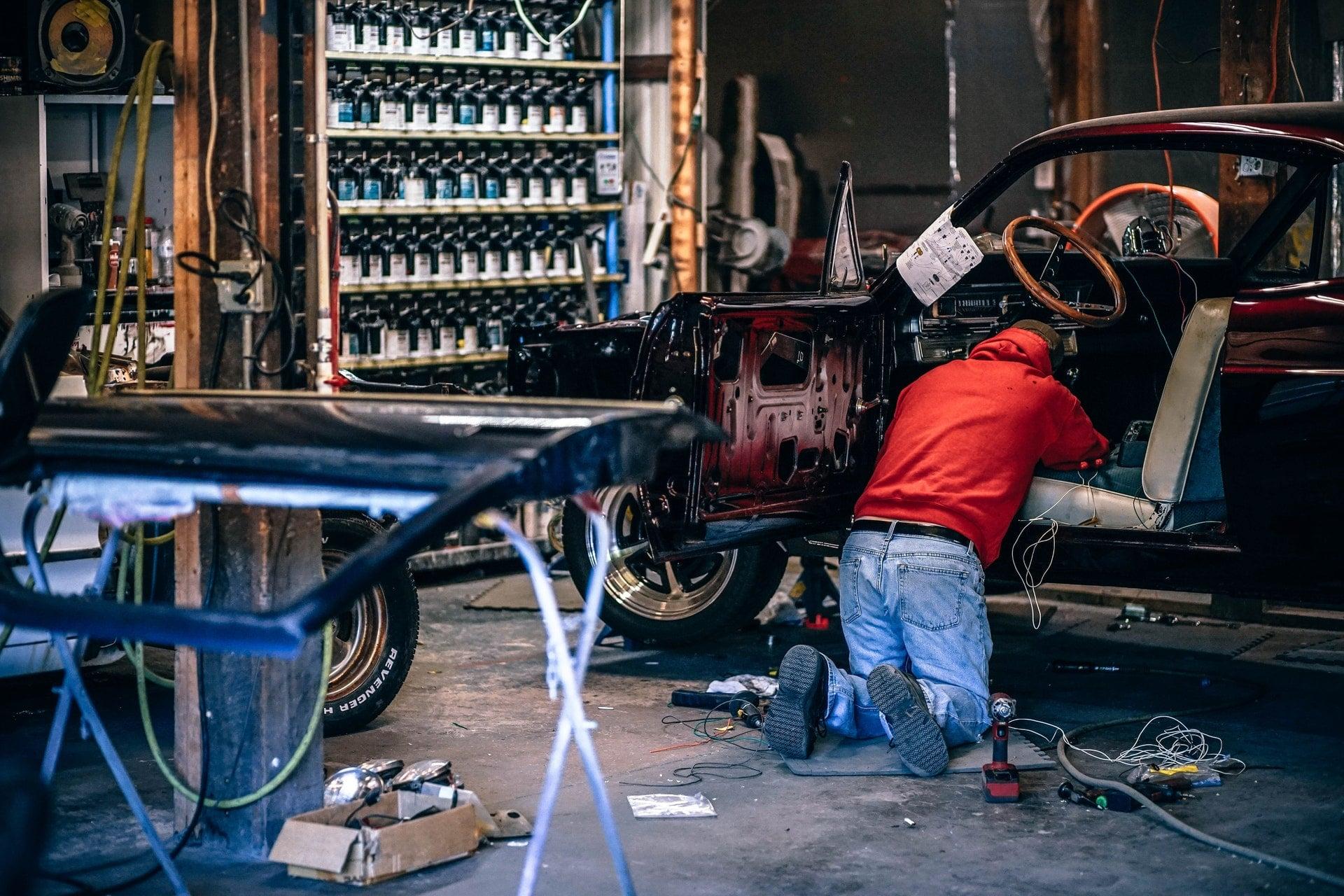KFZ Mechaniker / Kraftfahrzeugmechatroniker (m/w/d) für US-Cars gesucht in Hanau