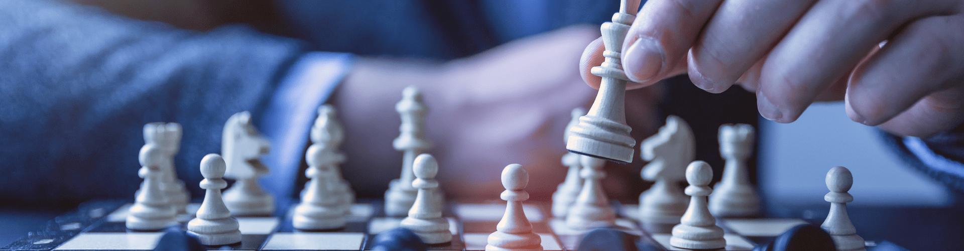 Ein cleverer Schachzug