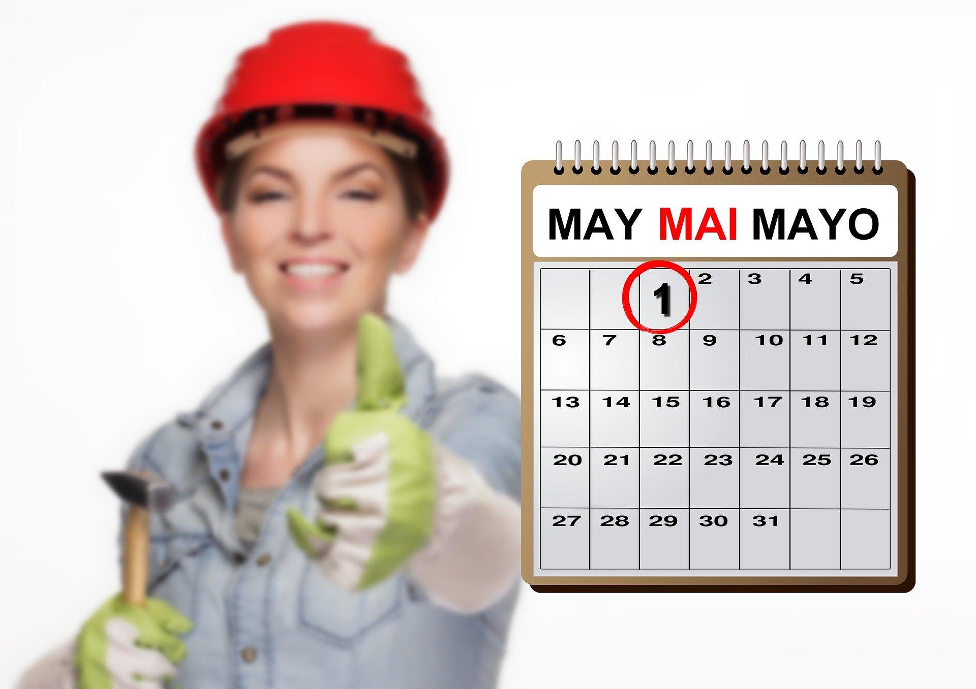 Tag der Arbeit? Labour Day?