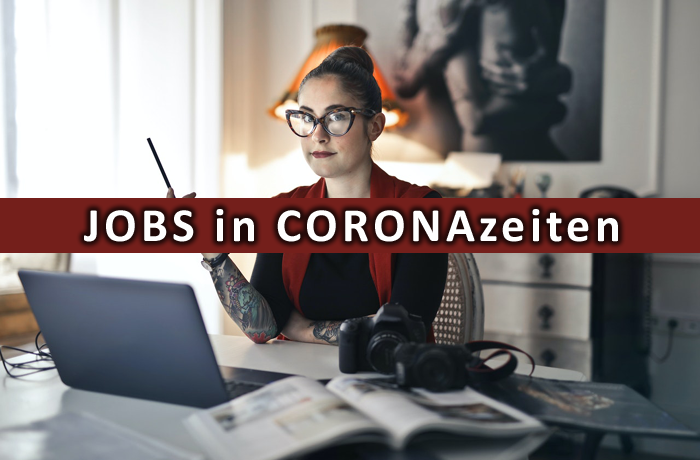 Jobs in Coronazeiten