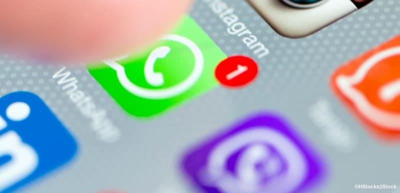 Neue Datenschutzregeln: Kein WhatsApp auf dem Diensthandy