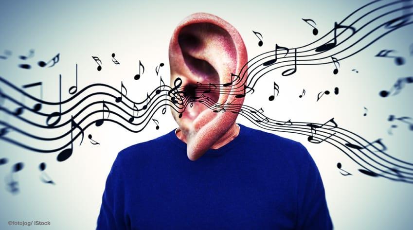Zu viel Lärm macht krank